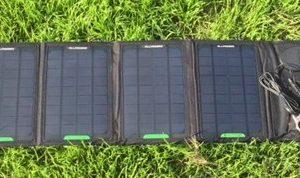 14 watt Solar Array